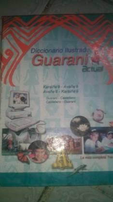 Libro Diccionario Guaraní