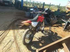 Moto Kenton mini trail x3m