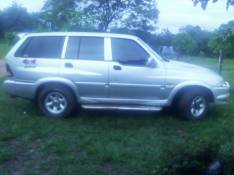 Ssangyong Musso 1999 TD