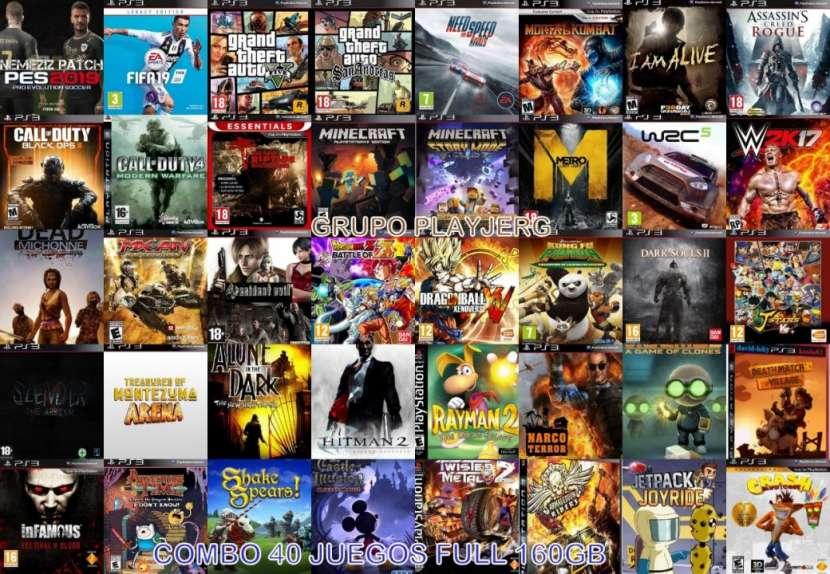 Carga de juegos para PS3 - 6