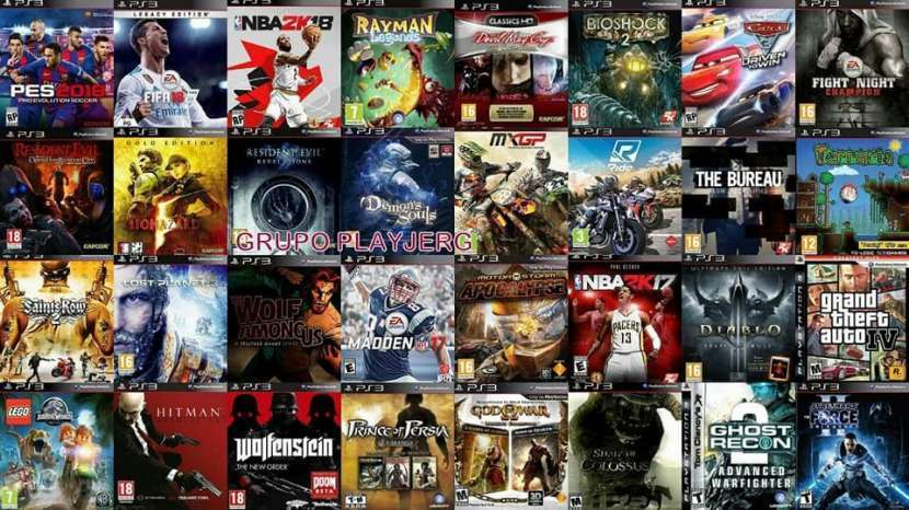 Carga de juegos para PS3 - 4