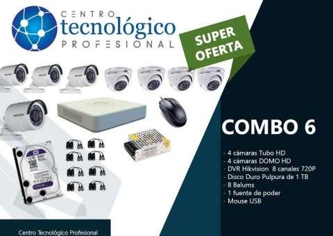 Instalación de CCTV Hikvision