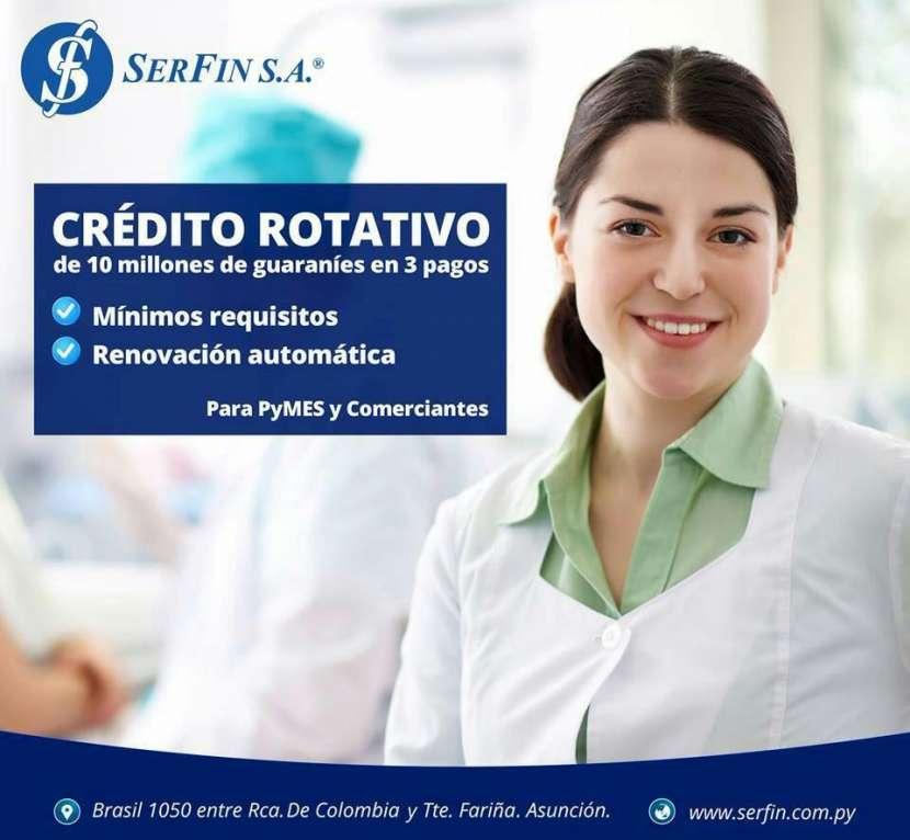 Crédito Rotativo para Micro Empresas - 2