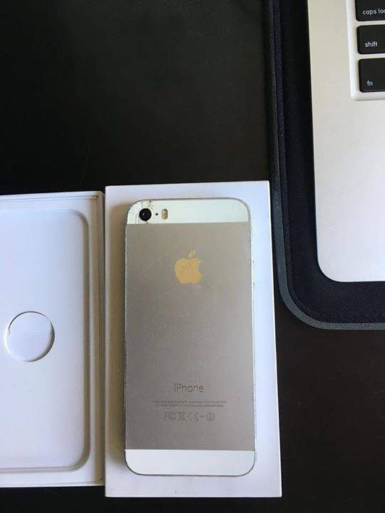 iphone 5s 32 gb iphone 5s de 32 gb arnaldo id 337253 1156