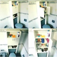 Mueble funcional para baño