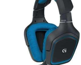 Auricular Logitech G430 DTS