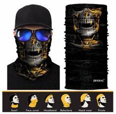Mascara facial 3D Multiuso