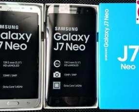 Samsung Galaxy J7 Neo nuevos en caja