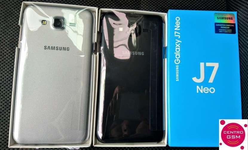 Samsung Galaxy J7 Neo nuevos en caja - 1