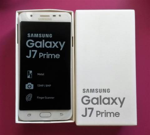Samsung galaxy J7 Prime libres y nuevos en caja