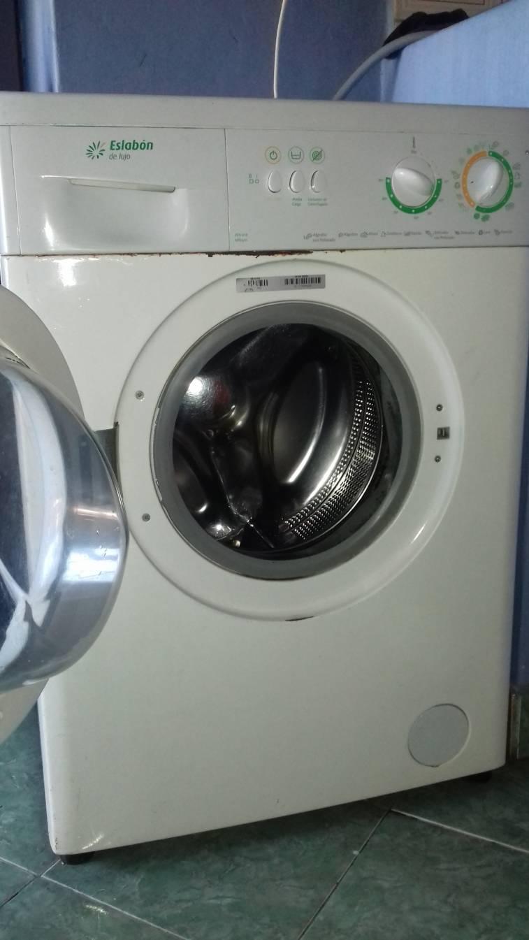Lavarropa eslabon de lujo mirna - Electrodomesticos de lujo ...