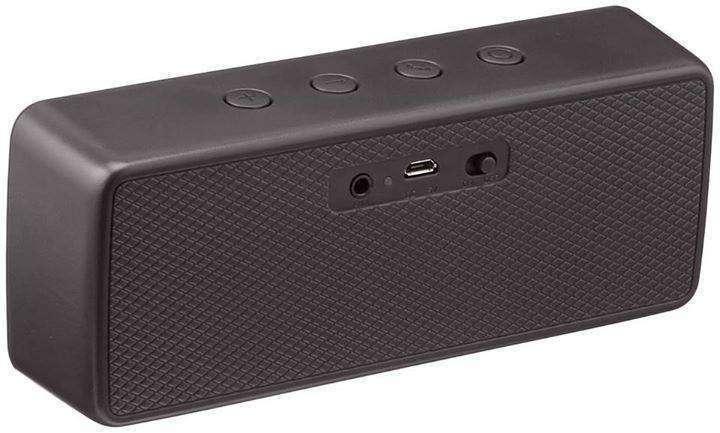 Speaker bluetooth portable de Amazon Basics - 1