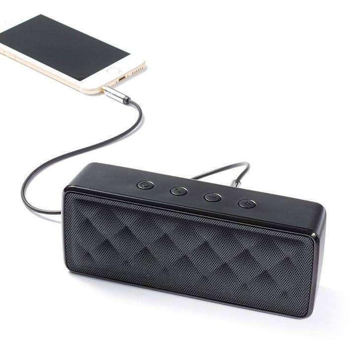 Speaker bluetooth portable de Amazon Basics - 2