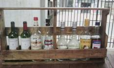 Botellero de palets