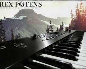 Curso de teclado musical popular y clásico