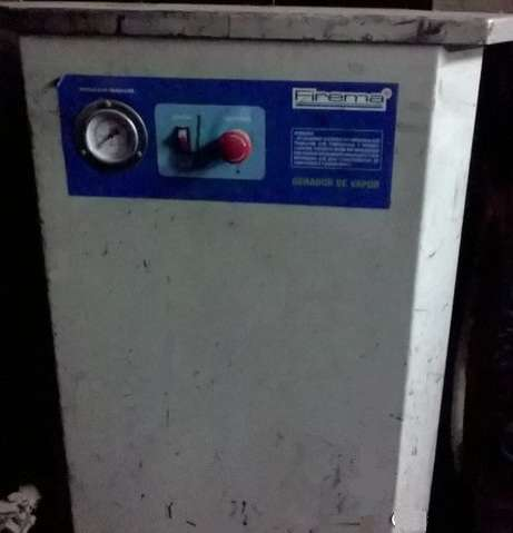 Caldera Generadora de Vapor