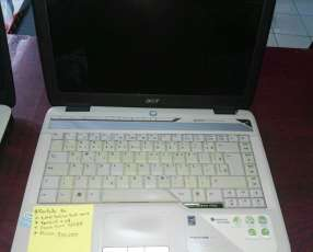 Notebook Acer Aspire 5500