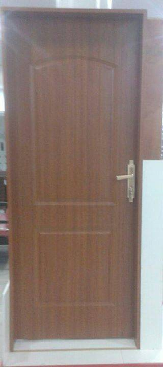Puerta de madera con marco kattyjose martinez for Marco puerta madera