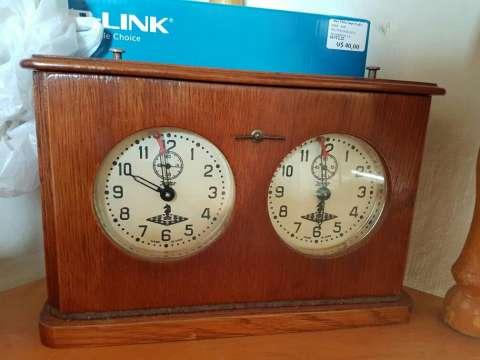 Reloj de Ajedrez Ruso