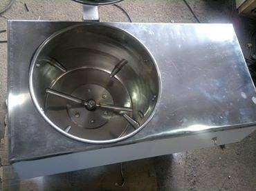 Amasadora rápida para 40 kg de harina