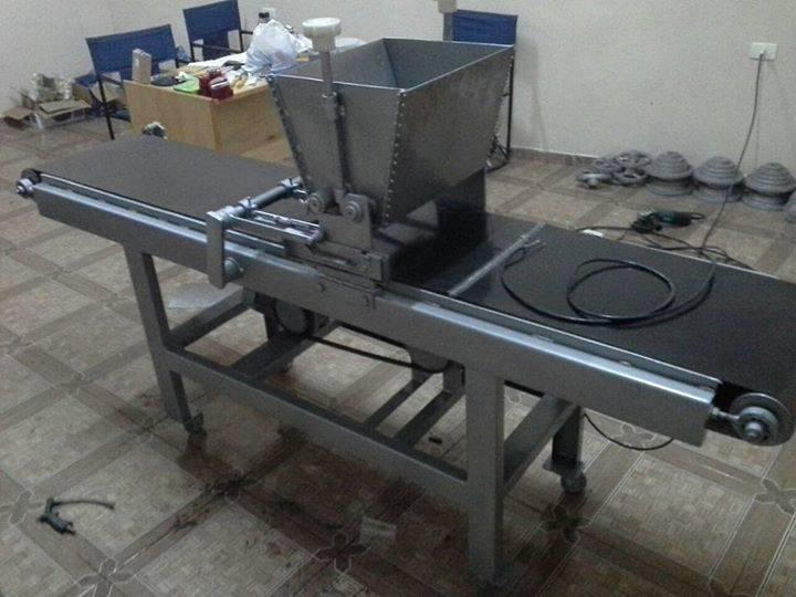 Biscomática para chipitas y galletitas fabricadora automática