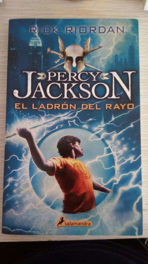 Libro Percy Jackson