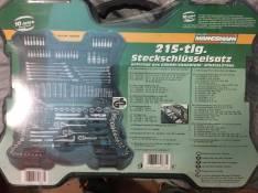 Caja de herramientas Alemana
