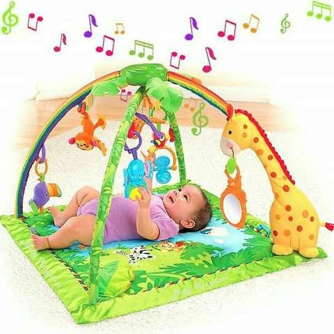 Alfombra gym para bebé musical Fisher Price
