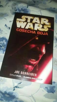 Star Wars Cosecha Roja