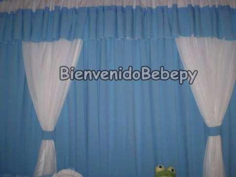Cortina para cuarto de bebé - ciguenitapy - ID 341703