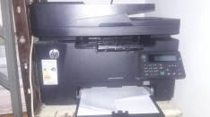 Impresora láser jet pro mfp m127fn