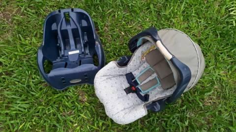 Baby seat y base para el auto Graco