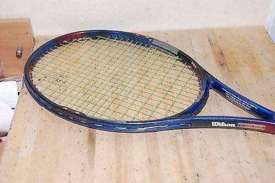 Raquetas de tenis profesionales