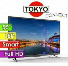 Smart TV Tokyo de 55 pulgadas