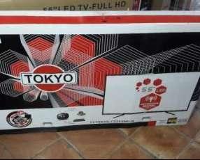 TV Tokyo full HD de 55 pulgadas