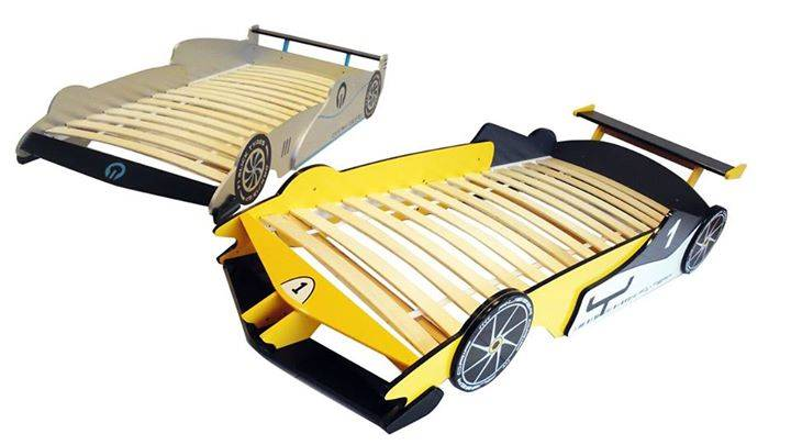 Camas para ni os con dise os de autos de carrera daniel - Disenos de camas para ninos ...