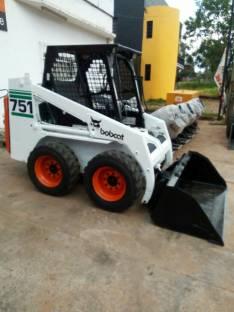 Bob Cat 751 recién importado