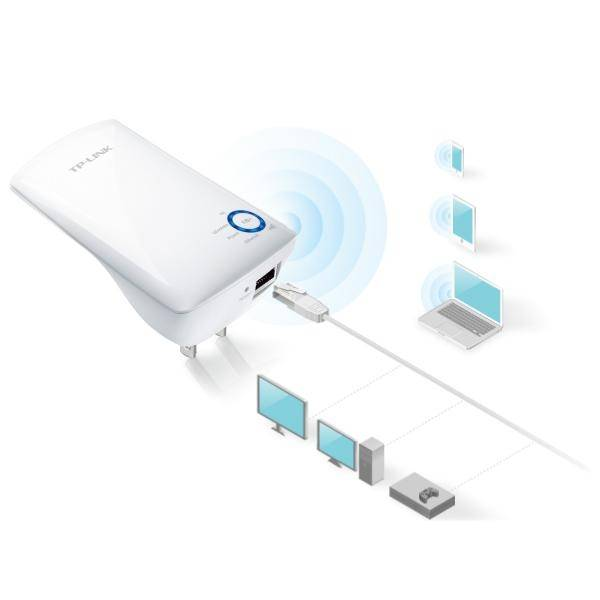Repetidor wifi tp link tl wa850re 300mbps - Repetidor wifi tp link ...