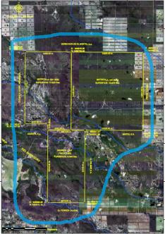 Terreno de 39.600 hectáreas en Villa Hayes