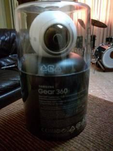 Cámara Samsung 360
