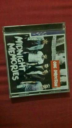 Cd originales de one direction