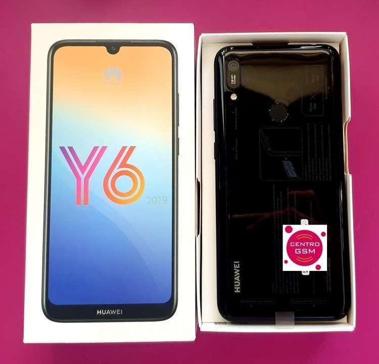 Huawei Y6 2019 de 32 gb nuevos en caja - 1