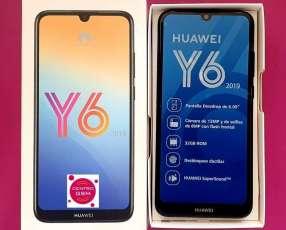 Huawei Y6 2019 de 32 gb nuevos en caja