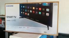 Smart Tv de 43 pulgadas Samsung Led full HD