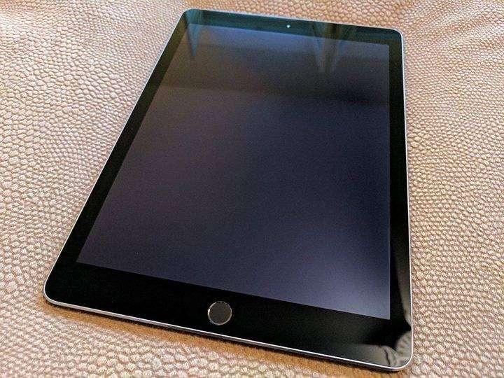 iPad Air 2 128GB en caja, con 2 forro inteligente de cuero. - 7