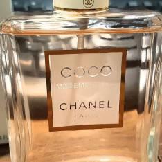Perfume coco chanel eu de perfum