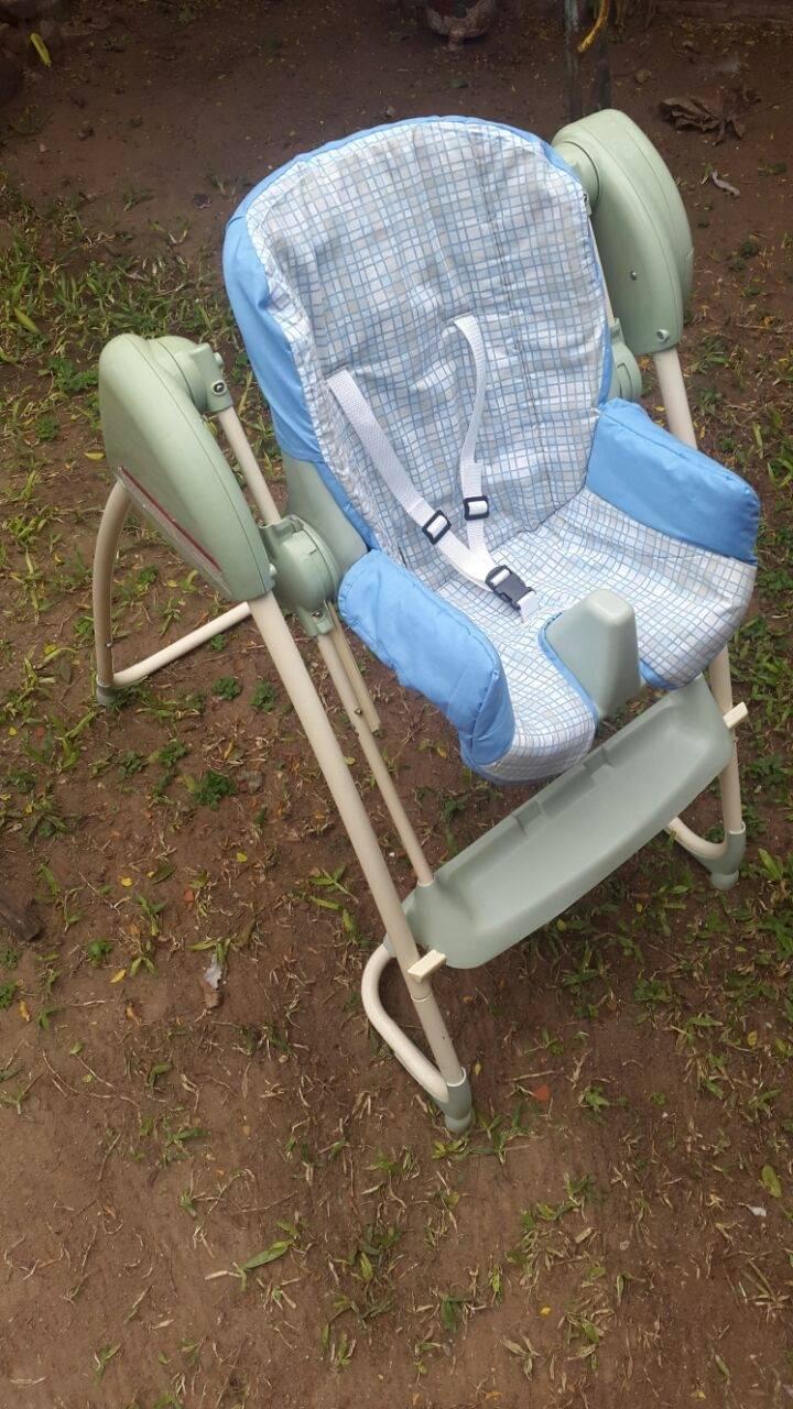 Hamaca mecedora y silla para comer beb celita - Alquiler coche con silla bebe ...