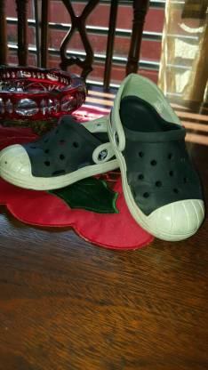 Crocs negro original calce 9