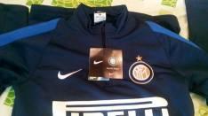 Campera del Inter de Milán