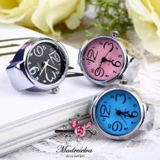 Anillo Reloj para damas